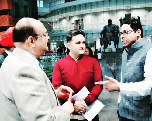 Joint Sec Anil Agarwal
