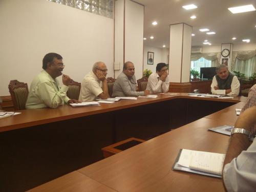Urban Ministry Meeting